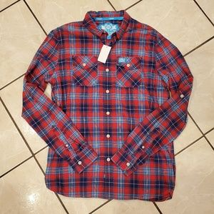 Superdry Shirts - Superdry Button Down Shirt XLarge